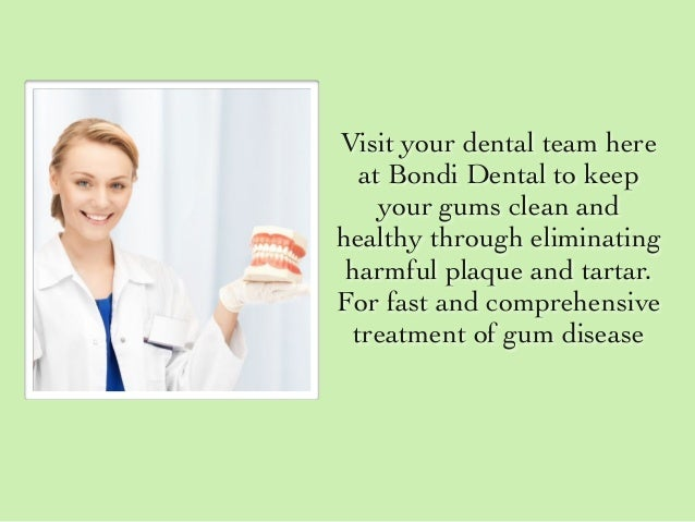 Natural Gum Disease Treatment And Prevention