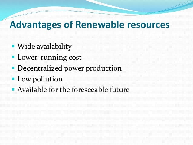 Natural resources environmental studies chapter 2