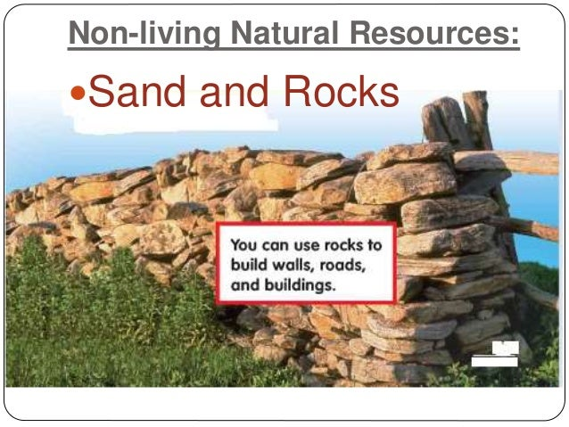 Natural resources g4 for Natural resources soil uses