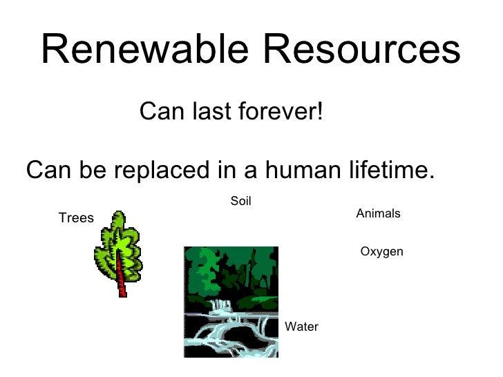 Natural resources ii Slide 3
