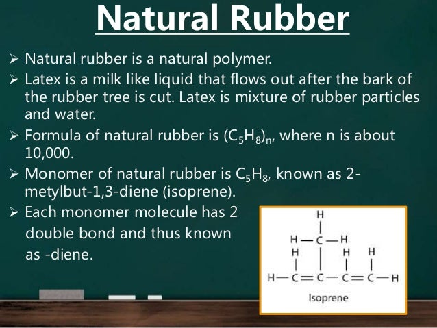 Natural Rubber Uses Images