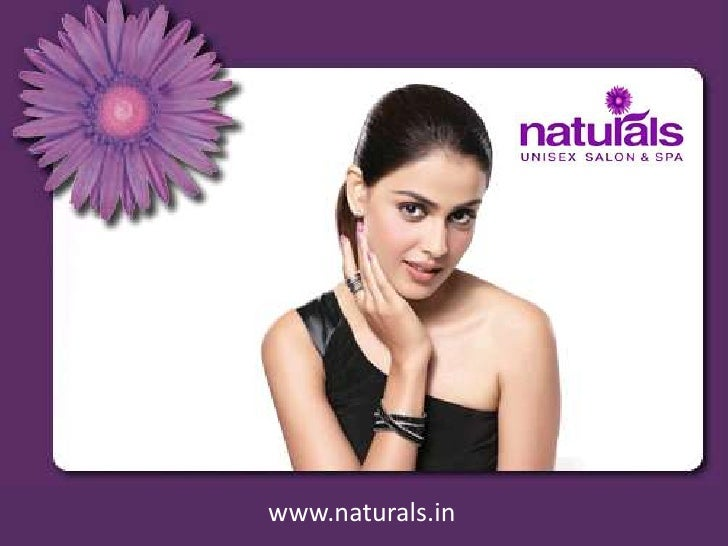 Beauty Care and Styling in India                              www.naturals.in