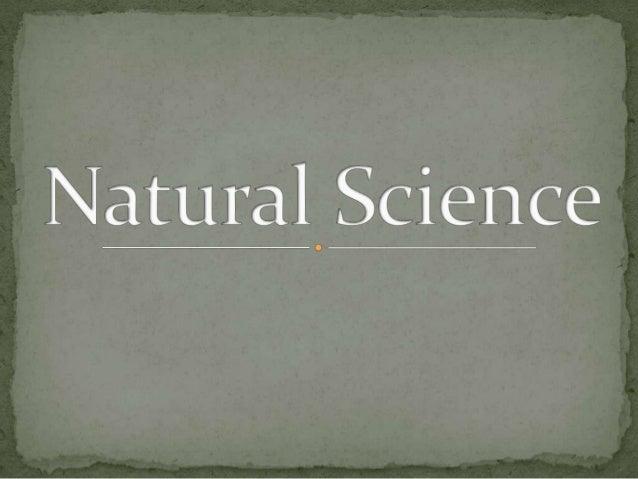 Basic ScienceNaturalScienceAppliedScienceSocialScience