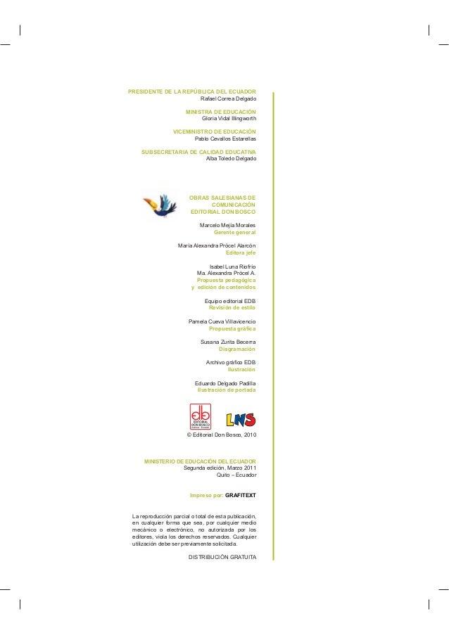 Texto Natural y Social de Tercero de EGB Slide 2