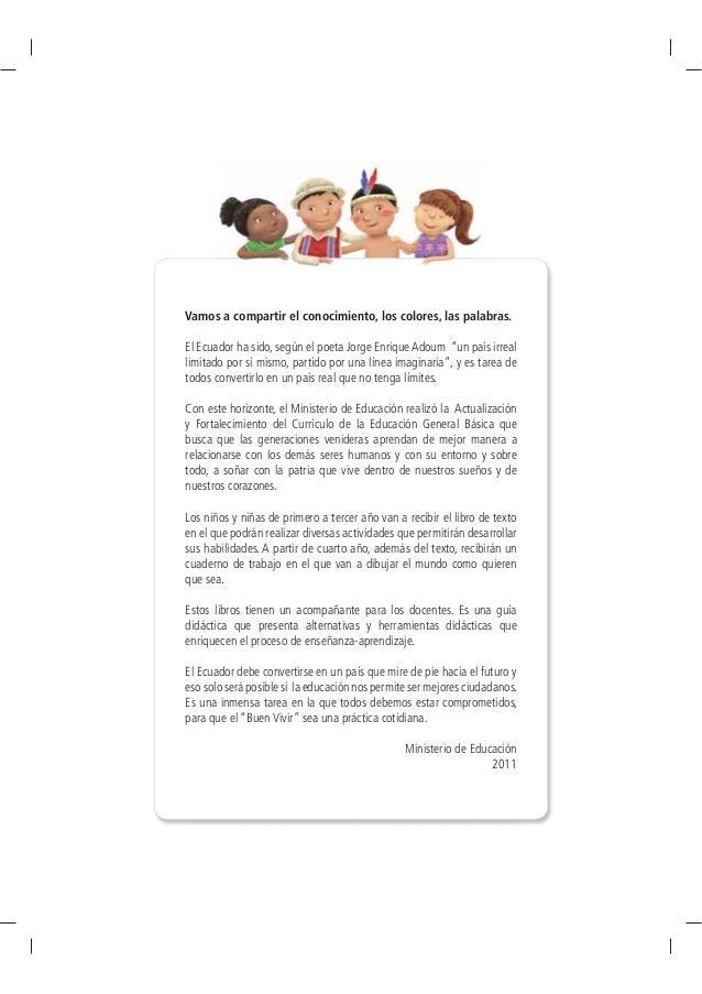 Texto Natural y Social de Tercero de EGB Slide 3