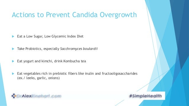 Natural Support For Candida Overgrowth