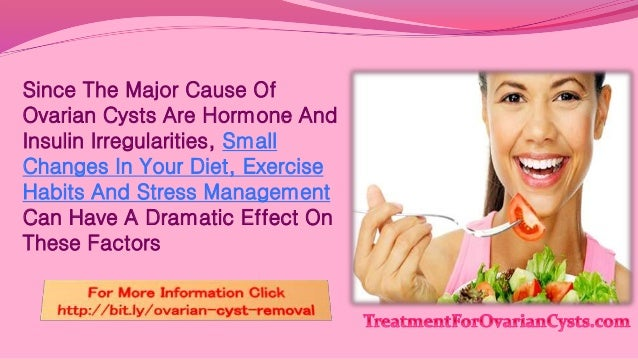 Natural Treatment For Ovarian Cysts During Pregnancy