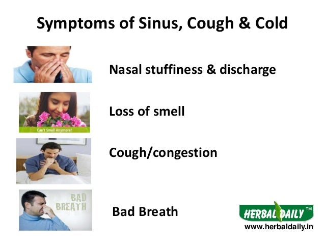 Smelly Cough