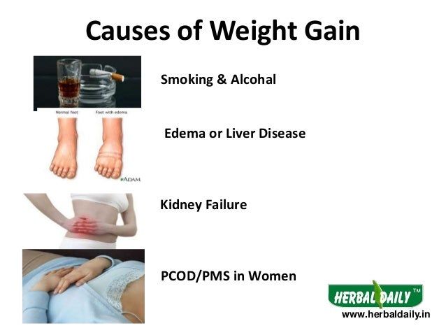 liver disease weight loss