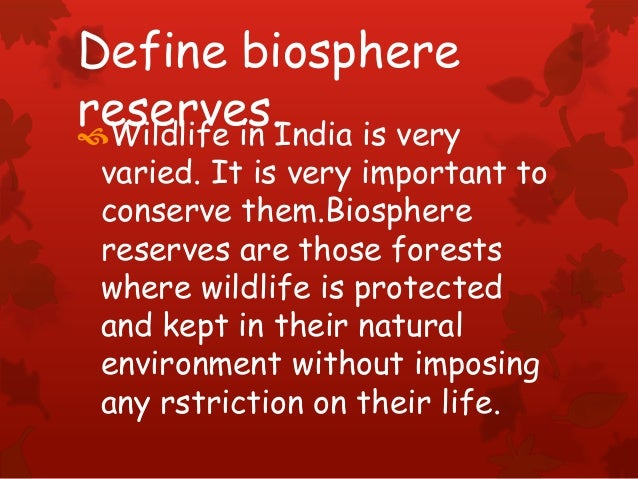 write any three measures to conserve ecosystem definition