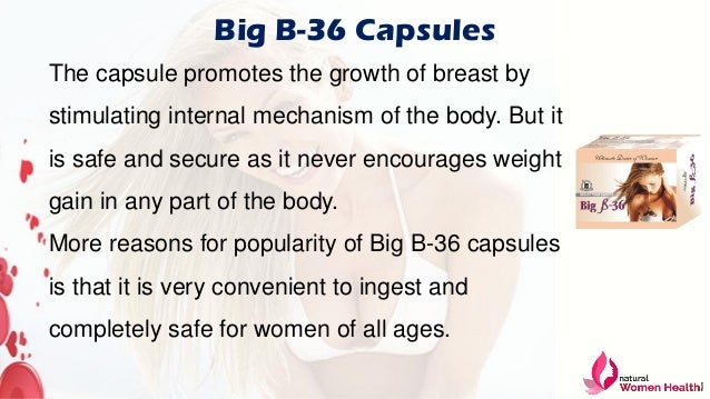 Natural Ways To Increase Breast Size And Get Bigger Busts In Women
