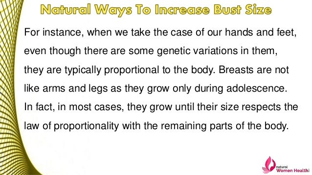 Natural Ways To Keep Breasts Firm