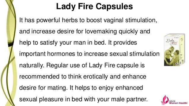 ways to increase sex