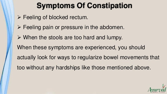 Natural Ways To Overcome Constipation And Regularize Bowel