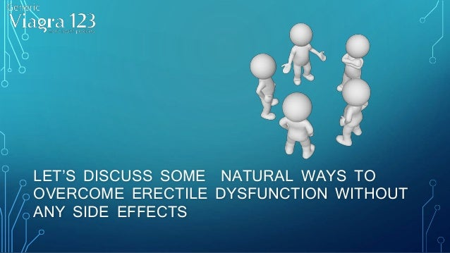 Hindi Ways To Erectile Natural Dysfunction Overcome process