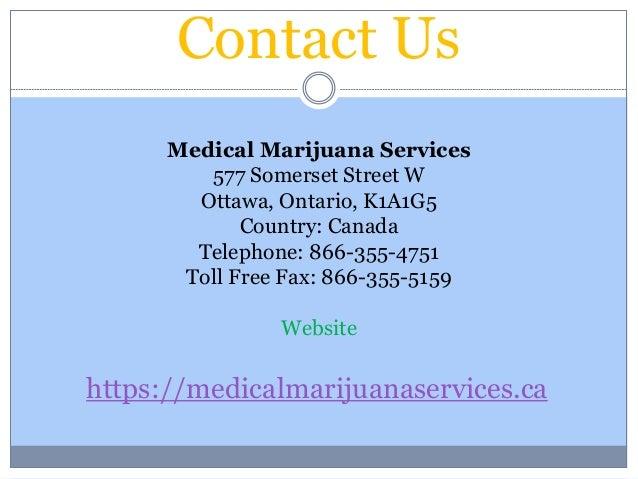 how to get medicinal marijuana licence ottawa ontario