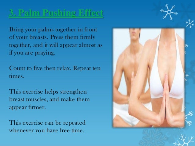 How to grow breasts faster naturally