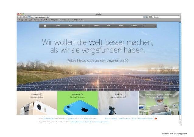 naturblau +++ Vortrag TTIP +++ Grüner Tisch +++ 09.06.2015 +++ 19 Bildquelle: http://www.apple.com