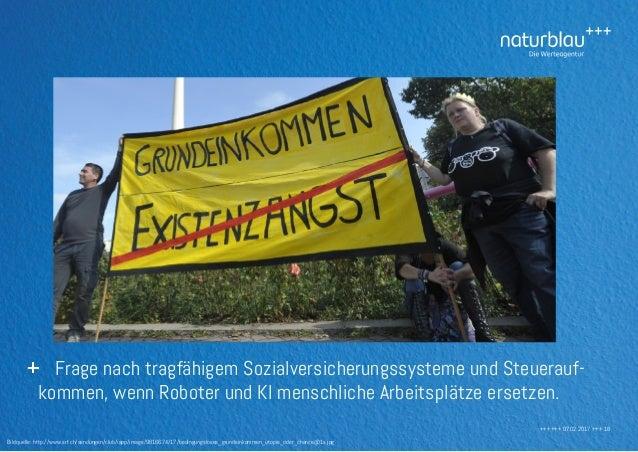 ++++++ 07.02.2017 +++ 18 Bildquelle: http://www.srf.ch/sendungen/club/iapp/image/9816674/17/bedingungsloses_grundeinkomm...