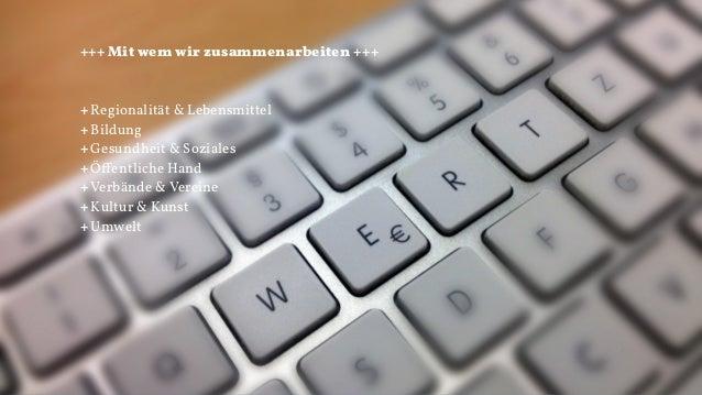 """naturblau +++ Vortrag """"Werte"""" +++Freie Waldorfschule - Wahlwies +++ 26.10.2016 +++ 13 +++ Mit wem wir zusammenarbeiten +++..."""