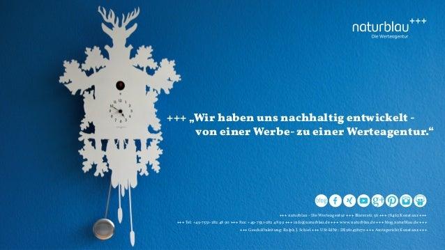 """naturblau +++ Vortrag """"Werte"""" +++Freie Waldorfschule - Wahlwies +++ 26.10.2016 +++ 23 +++ """"Wir haben uns nachhaltig entwic..."""