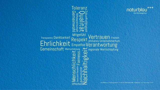 """naturblau +++ Vortrag """"Werte"""" +++Freie Waldorfschule - Wahlwies +++ 26.10.2016 +++ 8"""