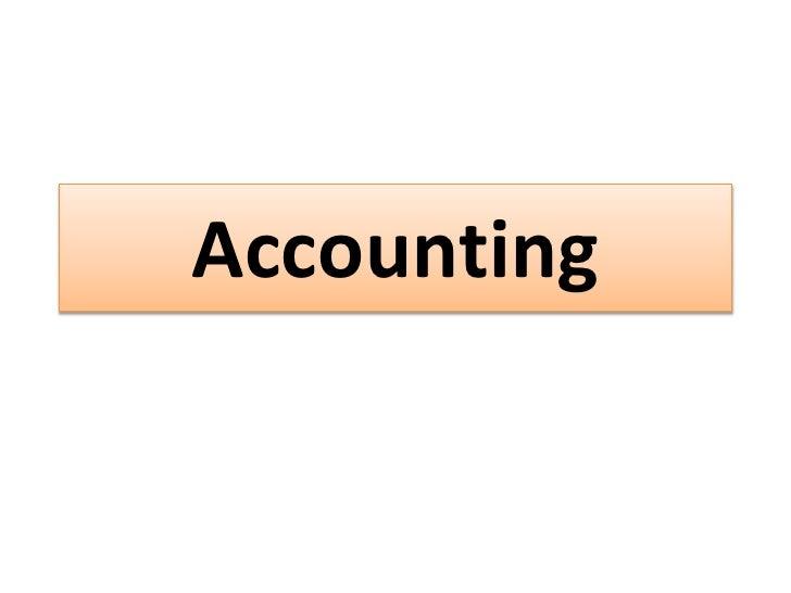introduction to accounting coursework 1 Overview john harry evans iii katz alumni professor of accounting and area  director for accounting  1 accounting faculty.