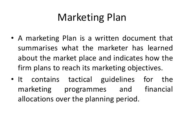 contents of a marketing plan Cover page table of contents introduction what this plan is this document is the first published strategic marketing plan for the openofficeorg office productivity suite.