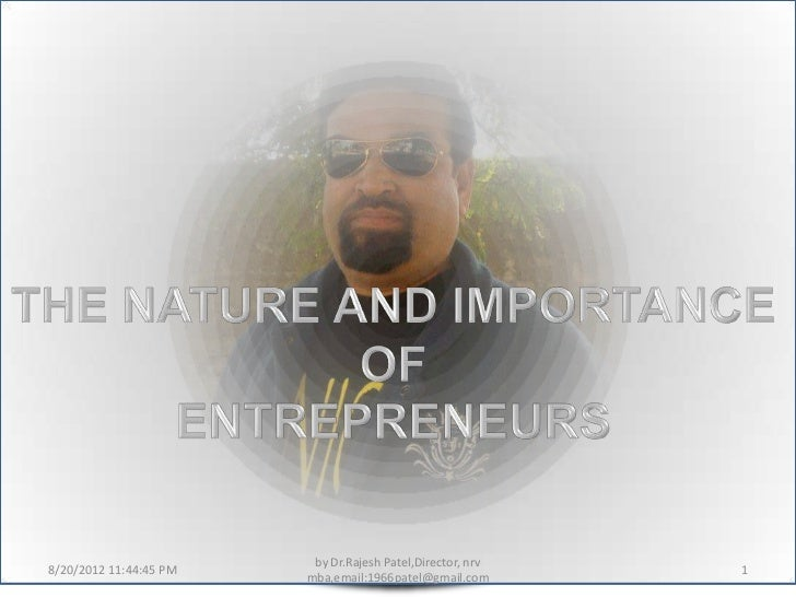 by Dr.Rajesh Patel,Director, nrv8/20/2012 11:44:45 PM                                       1                        mba,e...