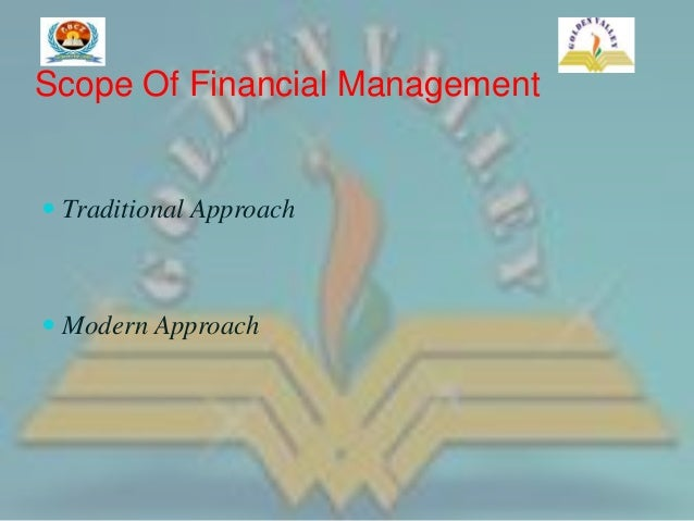 nature and scope of financial management The scope of business finance is hence the broad concept business  a  business firm must manage and make their financial analysis and planning to  make.
