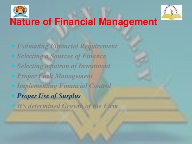 nature and scope of investment management Contracts for financial services and investment management  the nature and  scope of contracting in financial institutions and markets.