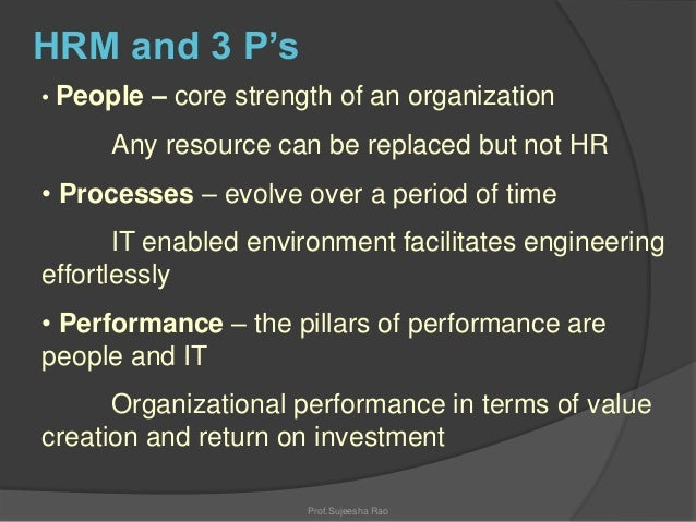 nature of hrm Learn about human resource management and talent management in this topic from the free management library  regardless of the nature of the organization,.