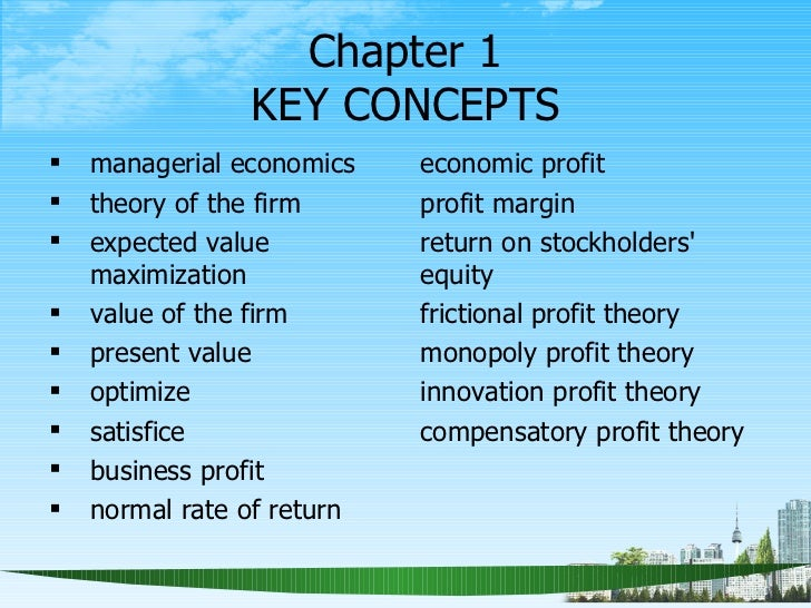 managerial economic Managerial economics notes unit-1,2,3 downloaded from wwwmewarriorsin copyright- wwwmewarriorsin  managerial economics notes unit-1,2,3.
