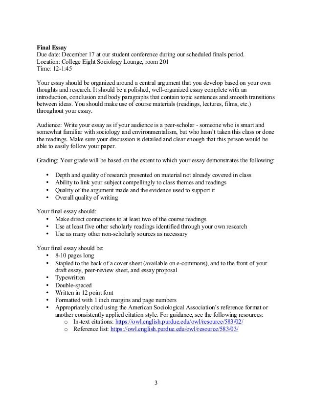 ideas for writing a psychology research paper