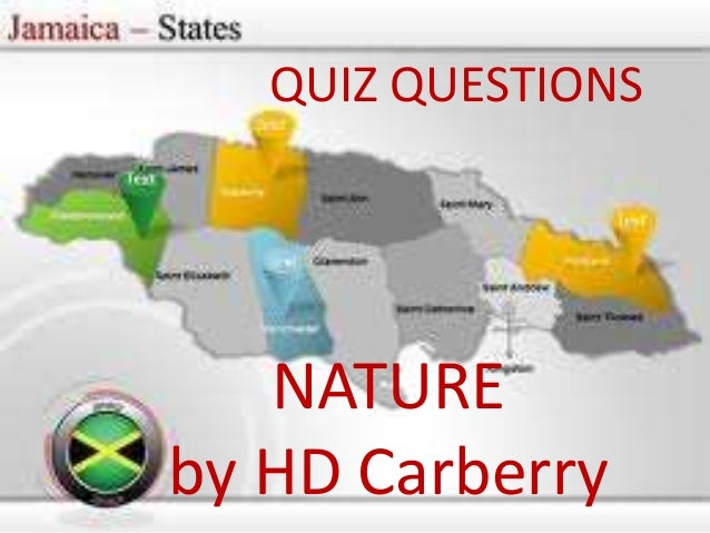 NATURE by HD Carberry QUIZ QUESTIONS
