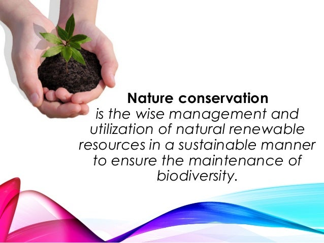 conservation of the environment Environmental conservation is one of the longest-standing, most highly-cited of the interdisciplinary environmental science journals it includes research papers, reports, comments, subject reviews, and book reviews addressing environmental policy, practice, and natural and social science of.
