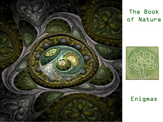 The Book of Nature Enigmas