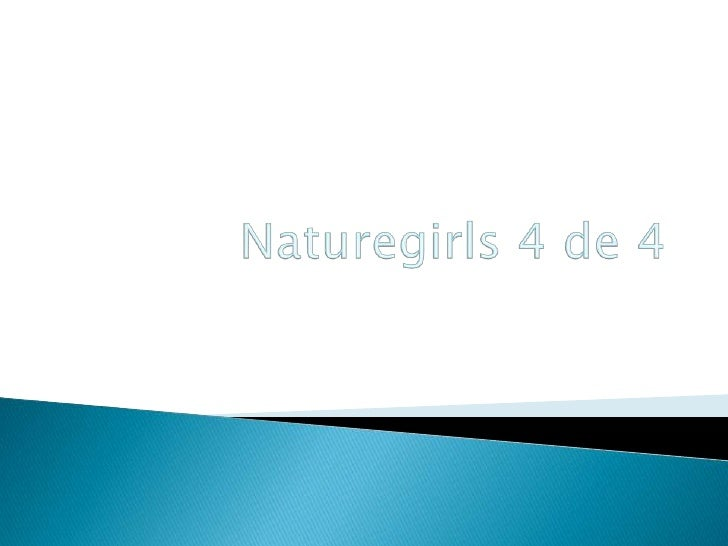 Naturegirls 4 de 4<br />