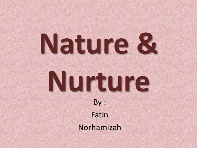 the nature and nurture controversy The nature versus nurture debate involves whether human behaviour is determined by the environment, either prenatal or during a person's life, or by a person's genes the alliterative expression nature and nurture in english has been in use since at least the elizabethan period and goes back to medieval french.