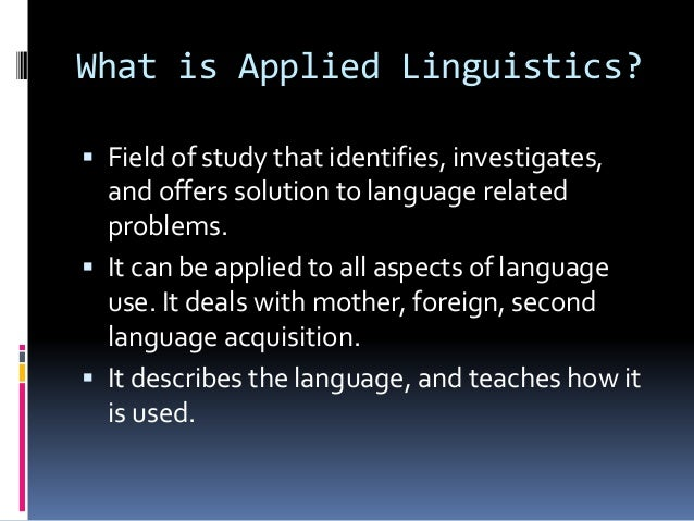 an analysis of linguistics and the nature of language Linguistics, the scientific study of language, has generated a wide range of branches, subdisciplines, schools of thought, and applications this article provides a.