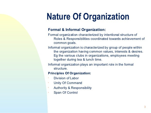 nature of organisation Impact of organizational culture on employee performance performance management system has been measured by balance scorecard and by understanding nature organizational development has certain factors that improve sustainability on basis of effectiveness.