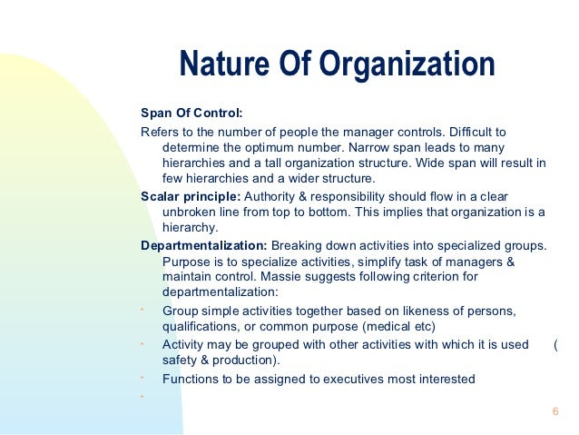 nature of management What is the nature and scope of management scope of management covers subject-matter of management and functional areas of management which can further be classified.