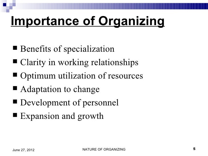 importance of organisational structure Servitization and competitive advantage: the importance of organizational  structure and value chain position.
