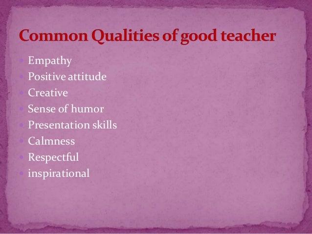 nature and characteristics of teaching pdf