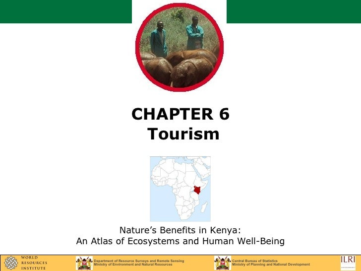 CHAPTER 6  Tourism Nature's Benefits in Kenya: An Atlas of Ecosystems and Human Well-Being