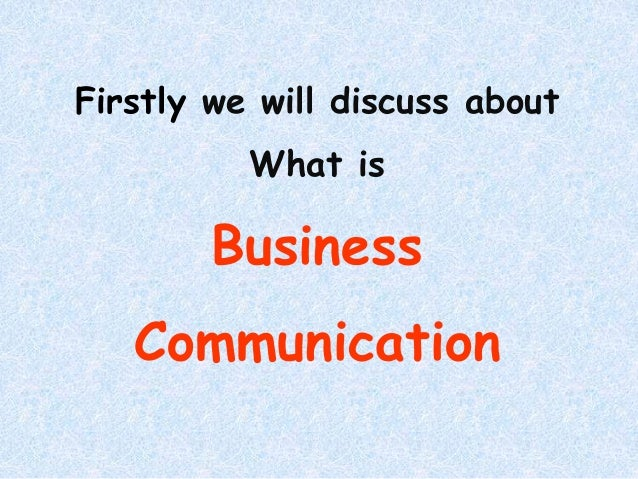 nature and scope of business communication The art of successful business communication — recommend this title to your library thank you  communication: its nature, scope and purpose, page 1 of 2.