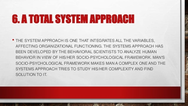 nature and scope of human behavior Nature and scope of human behavior 2 key behavioral science assumptions, concepts and principles 3 reasons for studying human behavior 4 methods of studying human behavior 5 human behavior in organizations 6 understanding human behavior 7.
