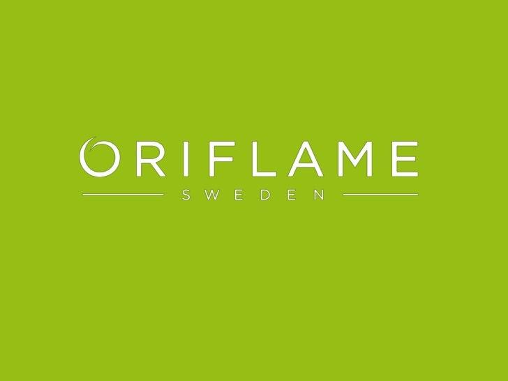 Copyright ©2011 by Oriflame Cosmetics SA