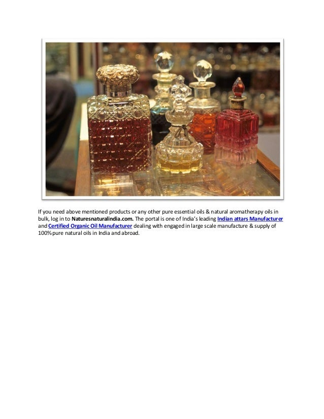 Natures Natural India: Place to Get Pure Bulk Essential Oils