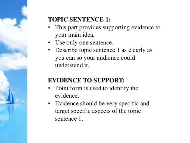 Nurture essay thesis